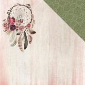 Free Spirit Paper - Gypsy Rose - Kaisercraft
