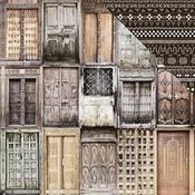 Doors Paper - Gypsy Rose - Kaisercraft