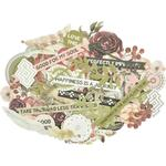 Collectables Cardstock Die-Cuts - Gypsy Rose - Kaisercraft