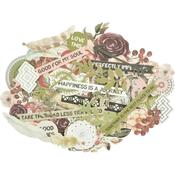 Collectables Cardstock Die-Cuts - Gypsy Rose - Kaisercraft - PRE ORDER