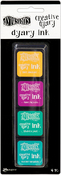 Set 3 - Dylusions Creative Dyary Ink Set