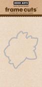 Flowering Magnolia - Hero Arts Frame Cut Dies