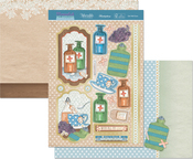 Get Well Soon - Hunkydory Moments & Milestones A4 Topper Set