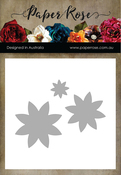 Flower Set 4 - Paper Rose Dies