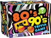 80's & 90's Trivia Game Did you grow up in the 80's or 90's? Do you remember Michael Jackson, Dallas, The Edmonton Oilers, Madonna, or the Rubik's Cube? Then this game is for you! With categories covering movies, music, television, sports and pop culture, you'll remember all the good (and bad) things about these decades! This 7.25x5x3 inch package contains 220 cards and rules. Recommended for ages 12 and up. Imported.