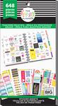 Teachers Rule Big, 648/Pkg - Happy Planner Sticker Value Pack