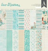 Sea-Maiden Collection Kit - Authentique