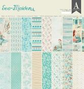 Sea-Maiden 12 x 12 Paper Pad - Authentique