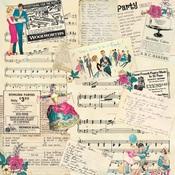 Party Six Paper - Authentique