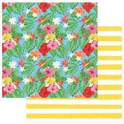 Tropical Garden Paper - Aloha - Photoplay