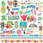 Aloha Element Sticker Sheet - Photoplay