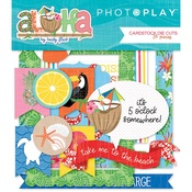 Aloha Cardstock Die Cuts - Photoplay