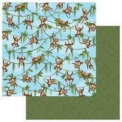 Monkey Business Paper - We Bought A Zoo - Photoplay
