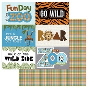 Animal Kingdom Paper - We Bought A Zoo - Photoplay