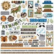 We Bought A Zoo Element Sticker Sheet - Photoplay