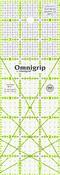 "Omnigrip By Omnigrid Non-Slip Ruler 3""X9"""