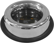 Stainless Steel - Pet Nautic Splash-Free Anti-Skid Dog Bowl 8oz