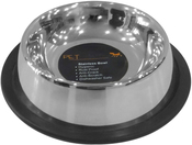 Stainless Steel - Pet Nautic Non-Skid Non-Tip Cat Bowl 8oz