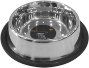 Stainless Steel - Pet Nautic Non-Skid Non-Tip Bowl 16oz
