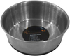 Stainless Steel - Pet Nautic Heavy Non-Skid Bowl 10oz The stainless steel dog food bowl will not rust, crack or show scratches. It is hygienic, stays clean and sanitary for your pet. This package contains one 10oz non-skid bowl. Dishwasher safe. Imported.