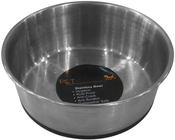 Stainless Steel - Pet Nautic Heavy Non-Skid Bowl 10oz
