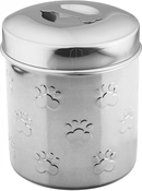 Pet Nautic Stainless Steel Treat Jar 41oz