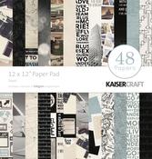 "Travel - Kaisercraft Paper Pad 12""X12"" 48/Pkg"