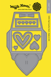 Love Notes - Waffle Flower Die