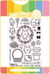 Hoppy - Waffle Flower Stamp & Die Set