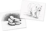"50 Sheets - Pacon Art 1st Sketch Paper Pad 9""X12"""