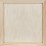 Square - Pine W/Baltic Birch Center Frame - 8x8
