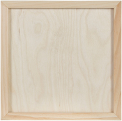 Square - Pine W/Baltic Birch Center Frame