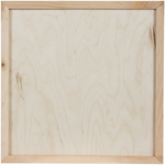 Square - Pine W/Baltic Birch Center Frame - 11x11
