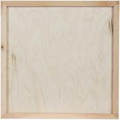 Square - Pine W/Baltic Birch Center Frame - 11x11