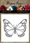 Vanessa Buttefly - Paper Rose Dies