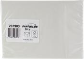 Carnation White - Papicolor A6 Envelopes 50/Pkg