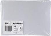 Kraft White - Papicolor A6 Envelopes 50/Pkg