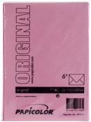 Bright Pink - Papicolor A6 Envelopes 6/Pkg