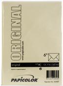 Cream - Papicolor A6 Envelopes 6/Pkg