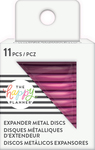 Hot Pink - Happy Planner Metal Expander (Big) Discs 11/Pkg