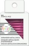 Hot Pink - Happy Planner Metal Expander (Big) Discs 11/Pkg