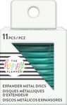 Teal - Happy Planner Metal Expander (Big) Discs 11/Pkg