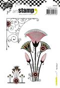 Art Deco - Carabelle Studio Cling Stamp A6
