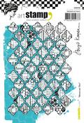 Moroccan Tiles - Carabelle Studio Cling Stamp A6 By Birgit Koopsen