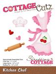 """Kitchen Chef, .06"""" To 1.9"""" - CottageCutz Die"""