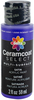 Vibrant Violet - Ceramcoat Select Multi-Surface Paint 2oz Plaid:Delta-Ceramcoat Select Multi Surface Paint. Use on almost any surface including glass, ceramic, wood, tin, fabric, rigid plastic and much more! Ceramcoat Select Multi Surface Paint has the highest quality satin finish available. Weather-resistant. This package contains one 2oz bottle of ceramcoat select multi-surface paint. Comes in a variety of colors. Each sold separately. Conforms to ASTM D 4236. Dishwasher safe. Made in USA.