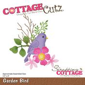 Garden Bird CottageCutz Die