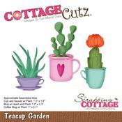 Teacup Garden CottageCutz Die - PRE ORDER