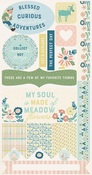 Meadow Components Die Cut Pieces - Authentique