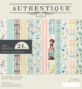 Meadow 6 x 6 Paper Pad - Authentique - PRE ORDER